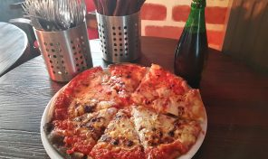 Restaurant Pizzeria Marseille (réf CB1054)
